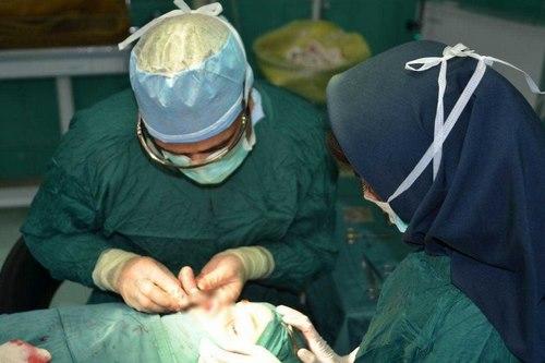 متخصص جراحی گوش در مشهد