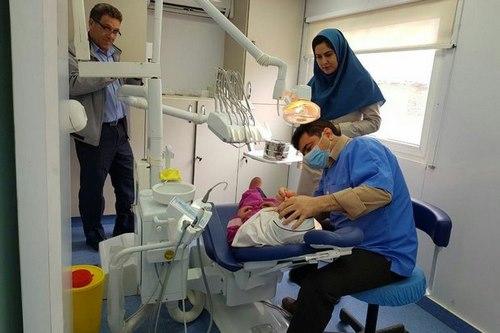 دندانپزشکی بیهوشی مشهد