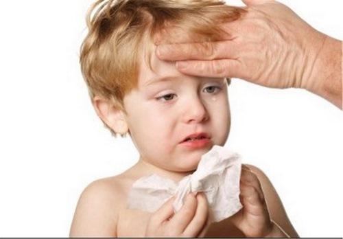 طب سنتی برای سرماخوردگی کودکان