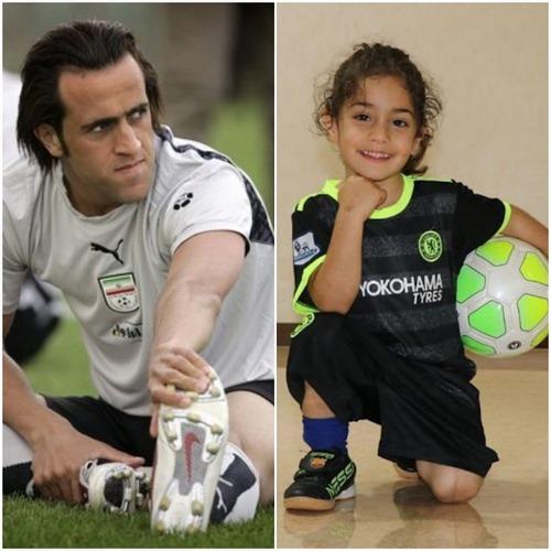 آرات حسینی و علی کریمی