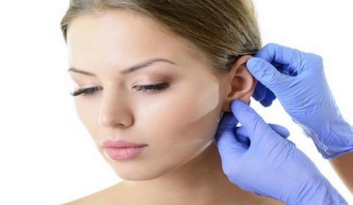 عوارض عمل جراحی زیبایی گوش