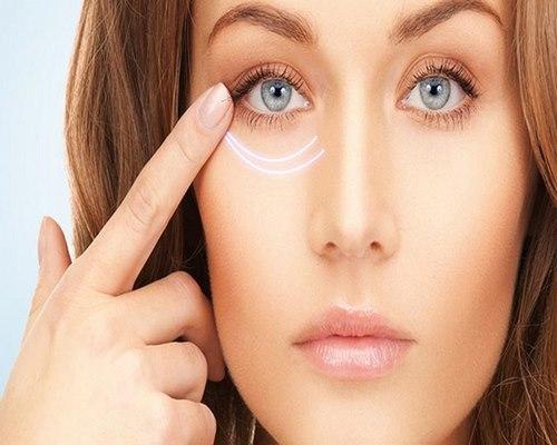 فواید تزریق ژل زیر چشم