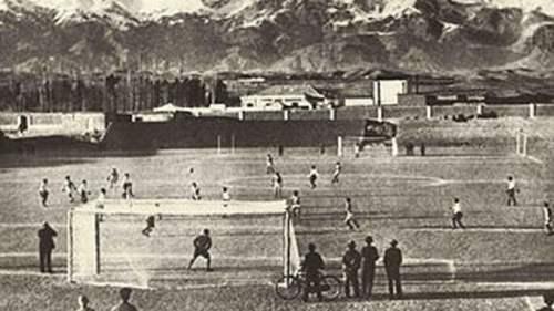 تاریخچه قانون  آفساید در فوتبال