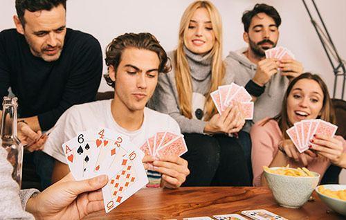 آشنایی با ورق های بازی