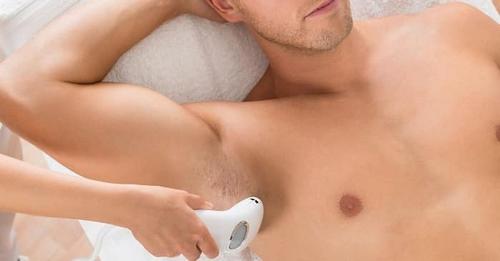 لیزر موهای زائد واژن