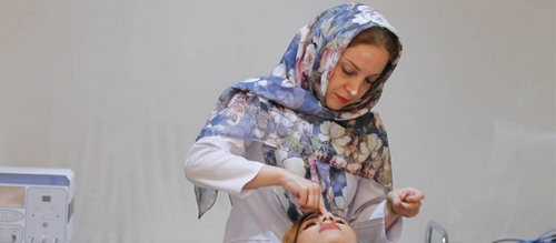 دکتر شیما کمندی در مشهد