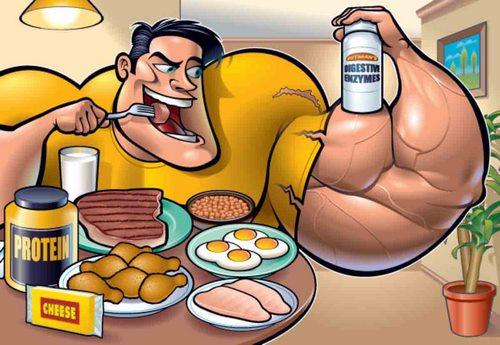 افزایش وزن سریع در بدنسازی
