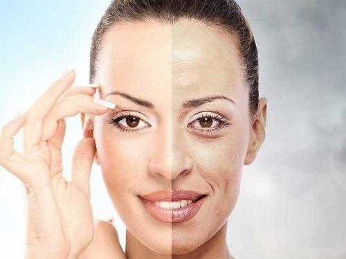 مراحل پاکسازی پوست